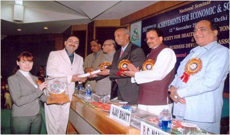 Bharat Shiksha Ratan Award