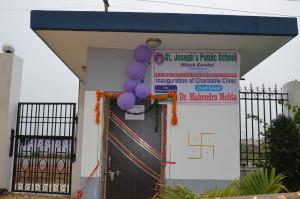 Clinic inauguration at hi-tech