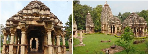 Badoli temples